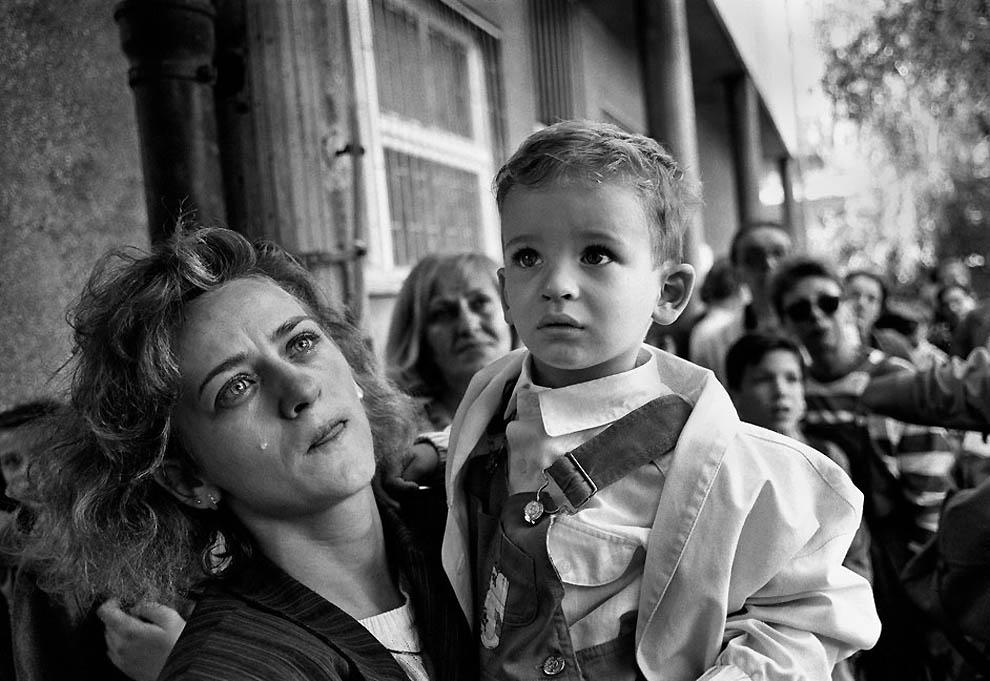 762 Женщины Сараево тогда и сейчас