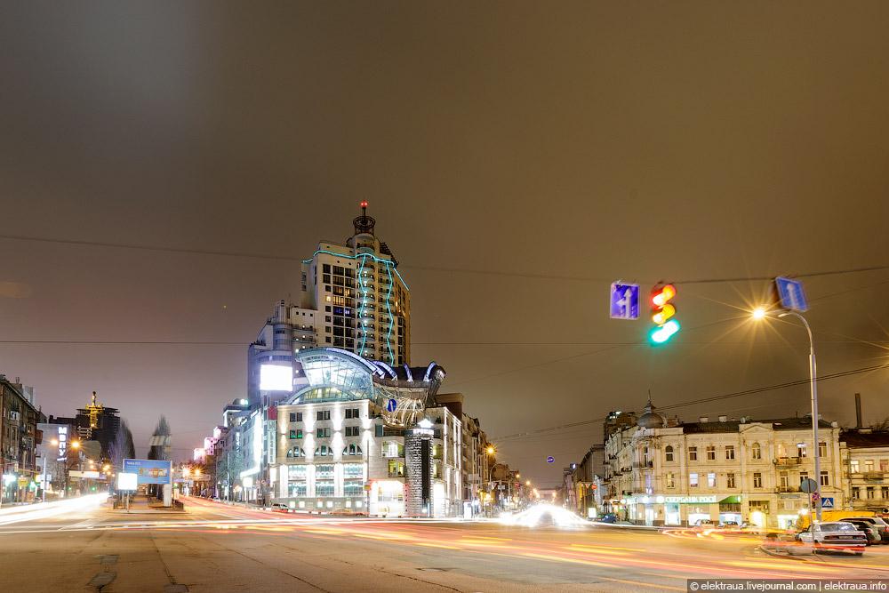 771 Ночной Киев