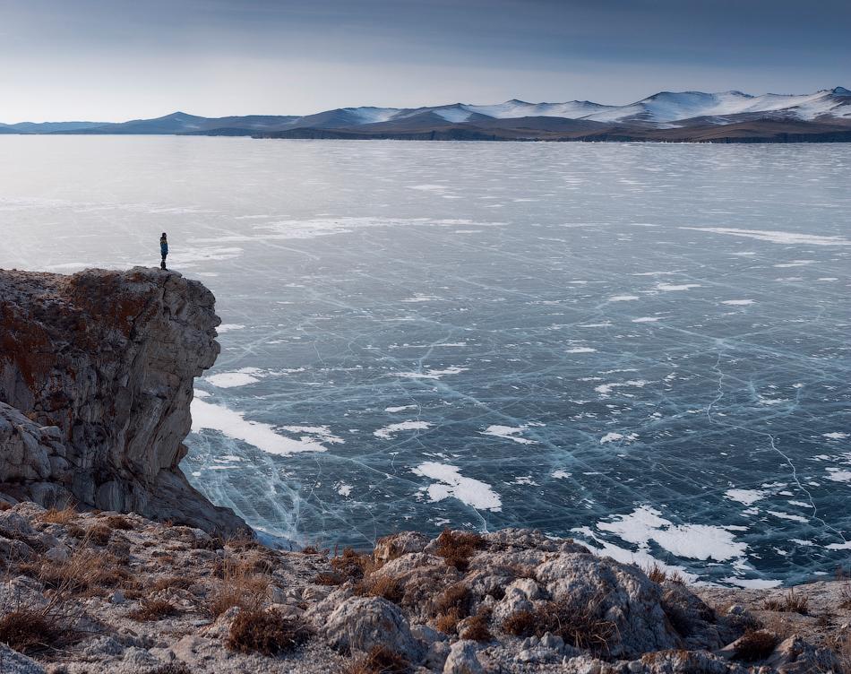779 Тонкие струны Байкала или 400 км на коньках (Часть 2)