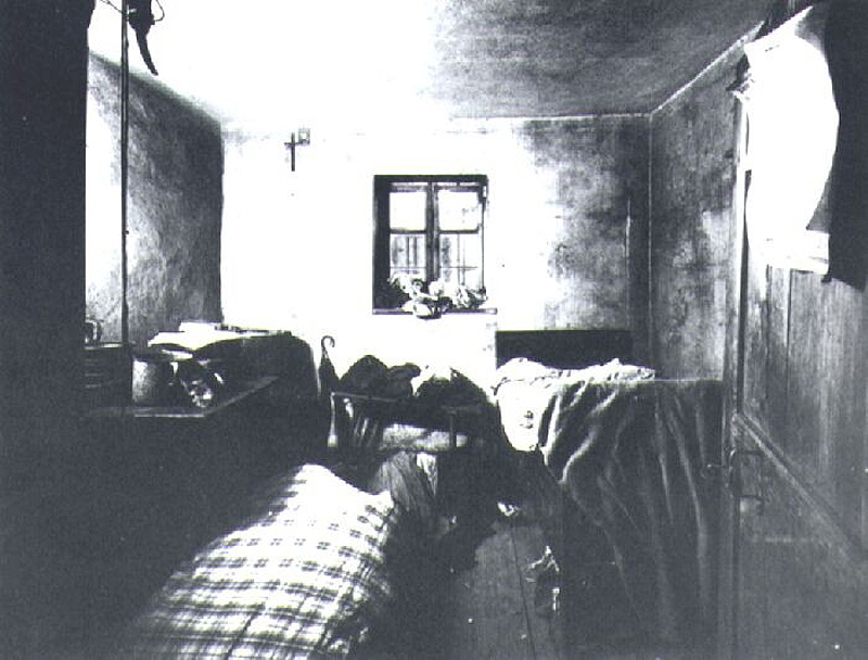 783 Фриц Хаарманн   убийца вампир, любитель сосисок с человечиной