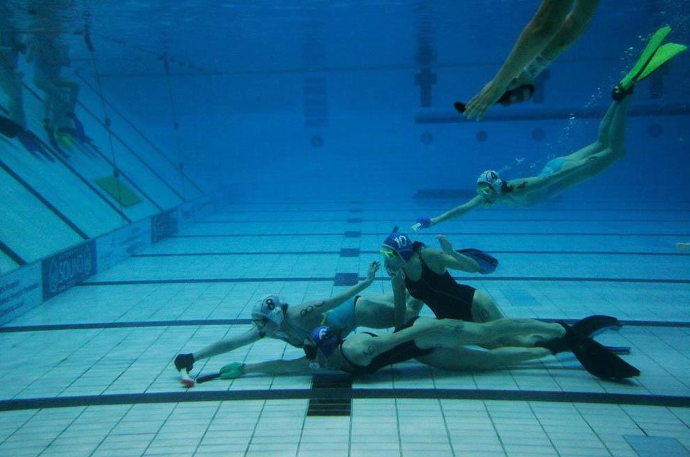 8 Мир странных видов спорта