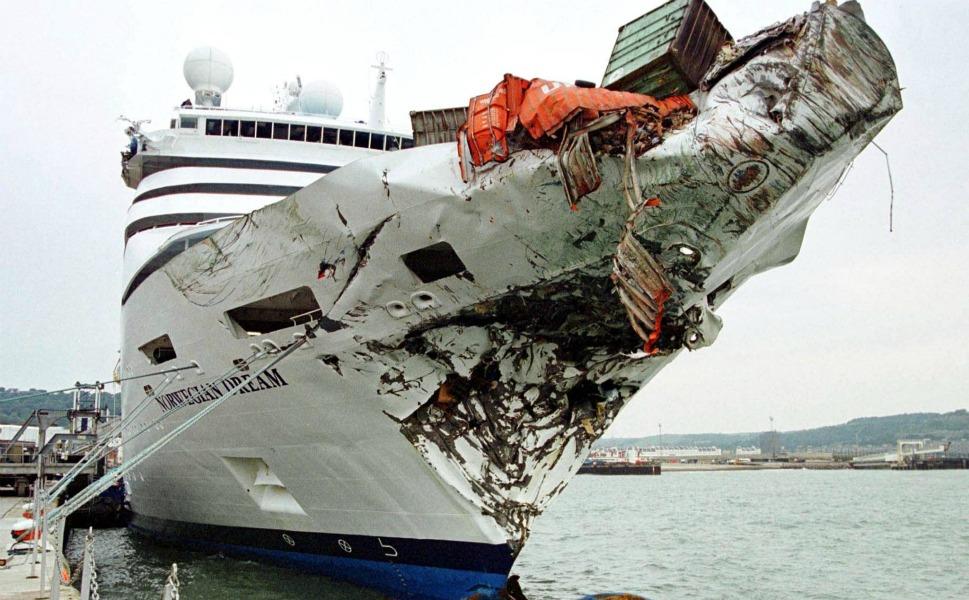 8104 Катастрофы на семи морях