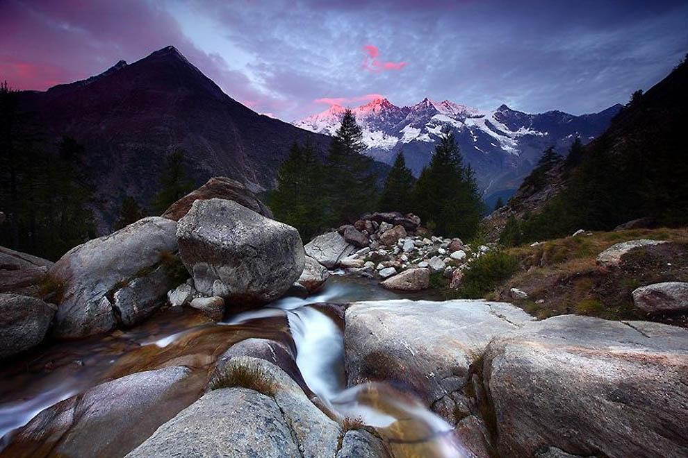 812 Удивительные фотографии природы от мастера пейзажного фото Джеймса Эпплтона