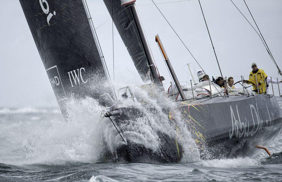 8131 Кругосветная регата «Volvo Ocean Race» направляется в Майями