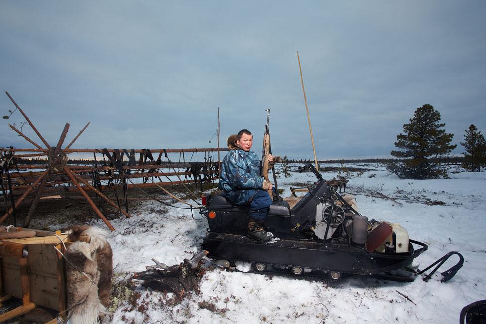 8162 Фотопутешествие на Ямал: линия Севера