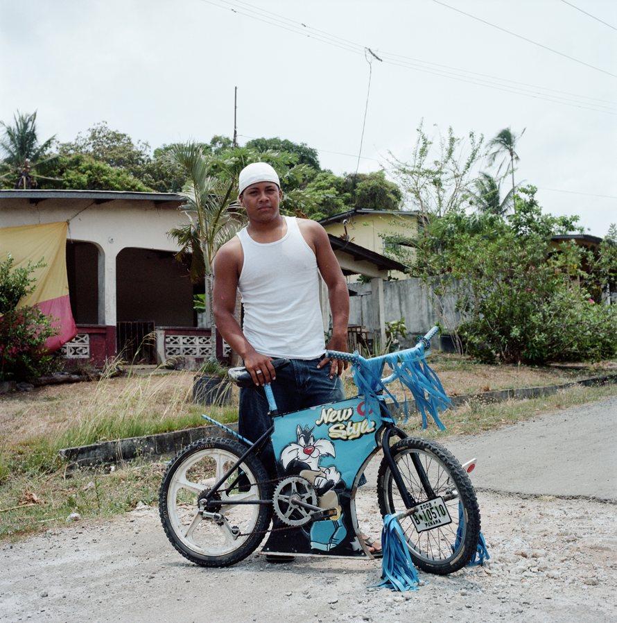 8165 Панамские велосипедисты в фотопроекте Priti Baiks
