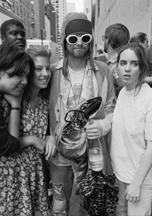 840 Курт Кобейн и Nirvana