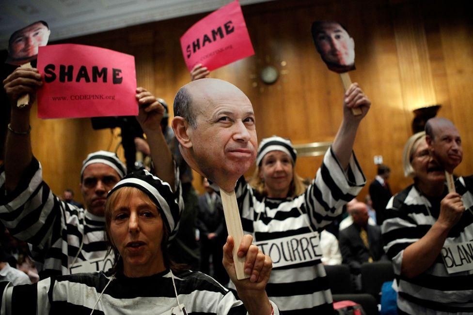 861 Протесты против системы