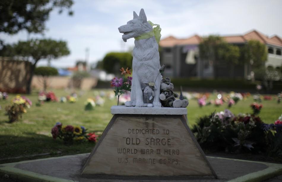 865 Кладбища домашних животных в США
