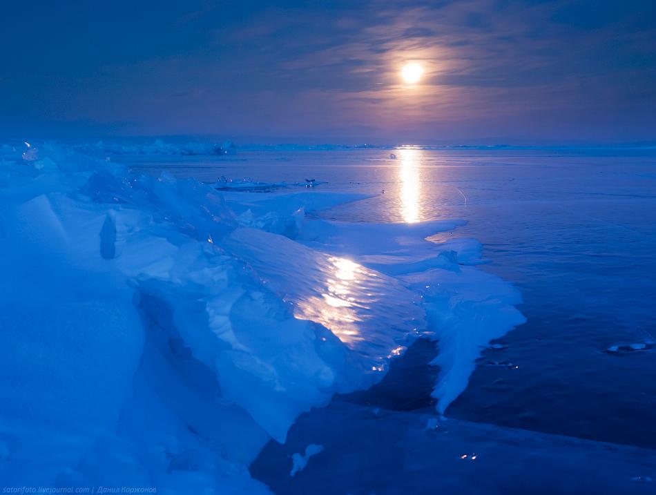867 Тонкие струны Байкала или 400 км на коньках