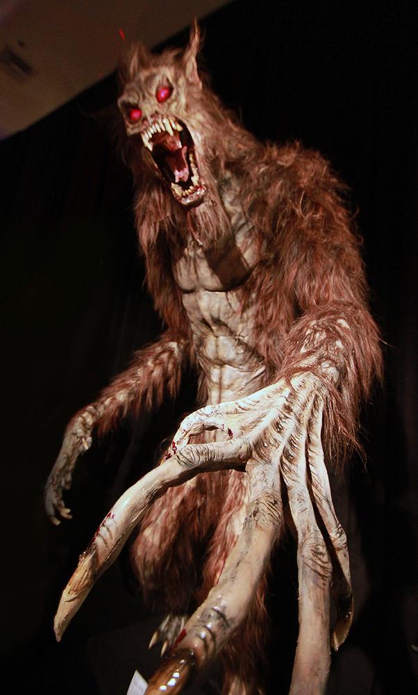 893 Бал монстров   Выставка Monsterpalooza