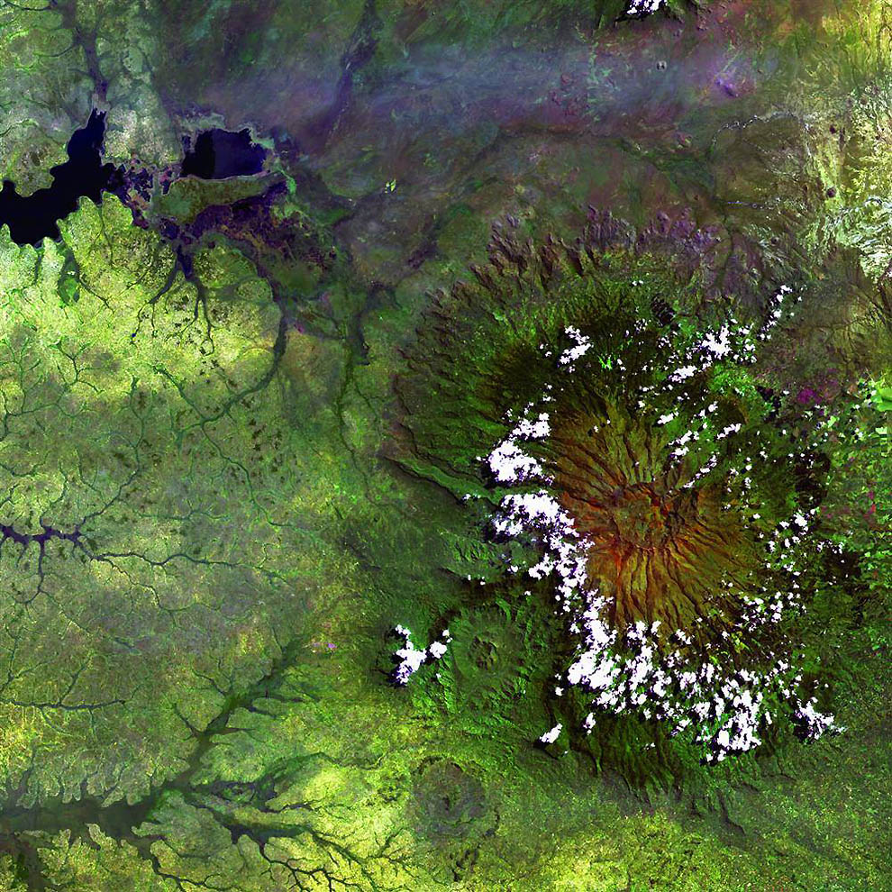 9151 Красота планеты   взгляд с высоты