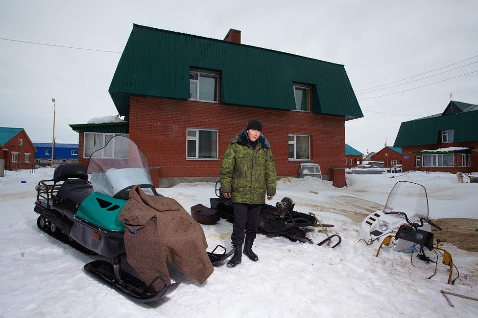 9155 Фотопутешествие на Ямал: линия Севера