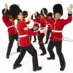 Лондонские гвардейцы готовятся к Олимпиаде