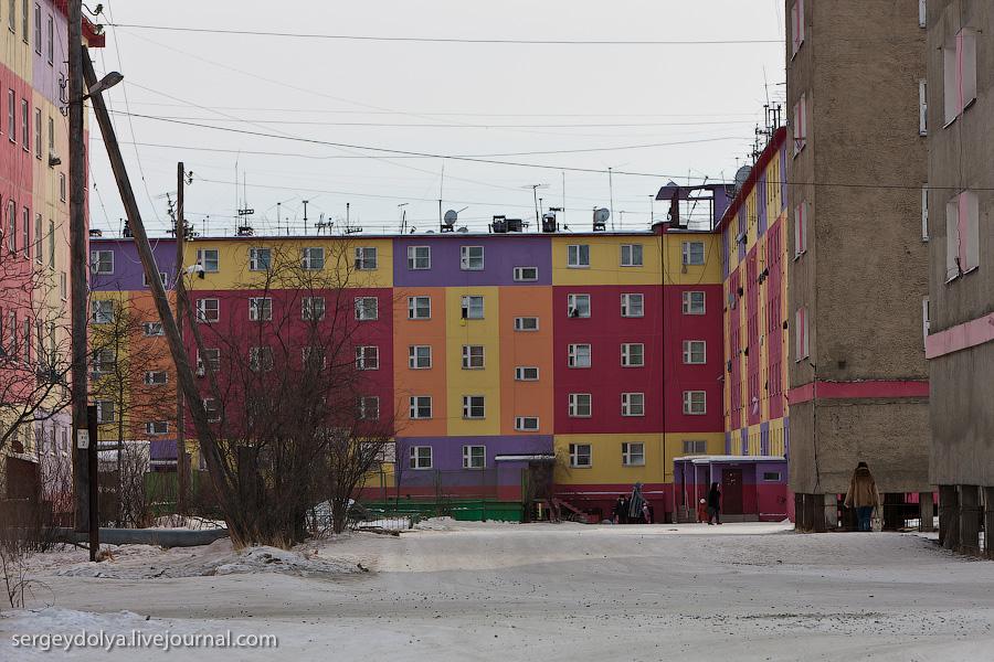 916 Экспедиция на Чукотку: Билибино   самый дорогой город на Земле