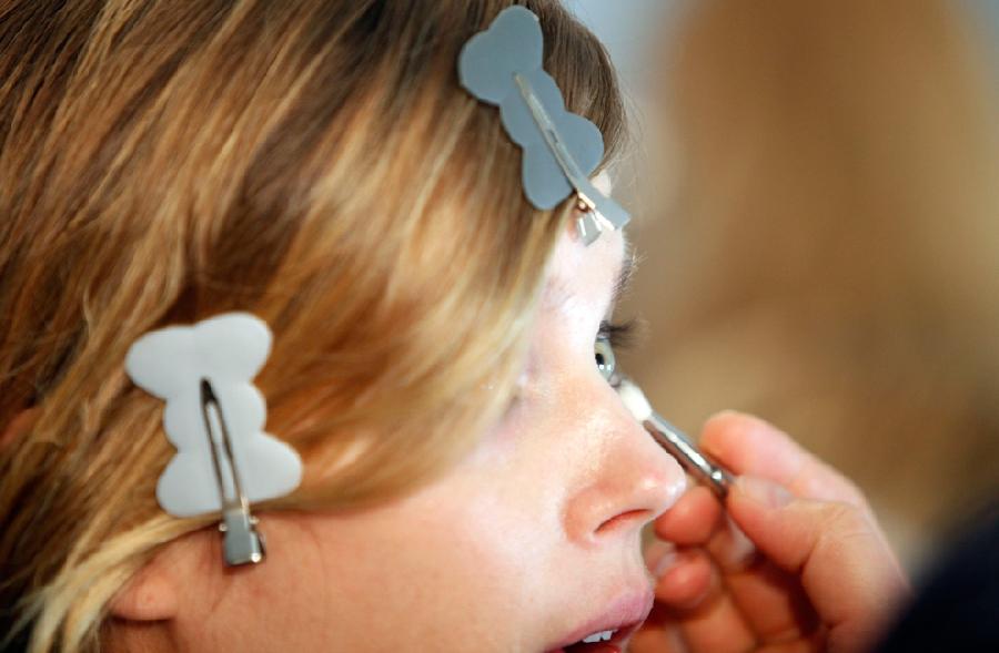 921 За кулисами нью йоркской недели моды сезона осень 2012