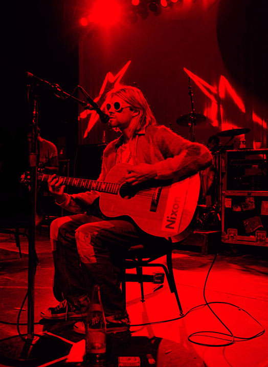 938 Курт Кобейн и Nirvana