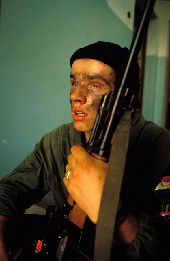 941 Ретроспектива: война в Боснии