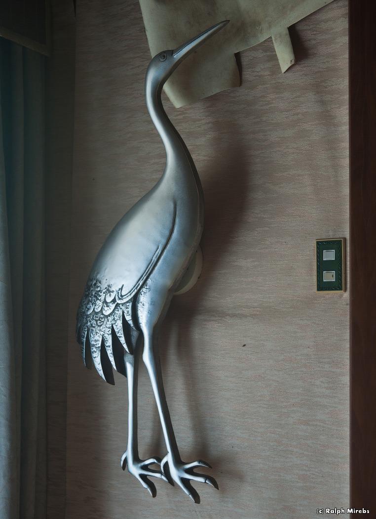 947 Заброшенный отель в Японии