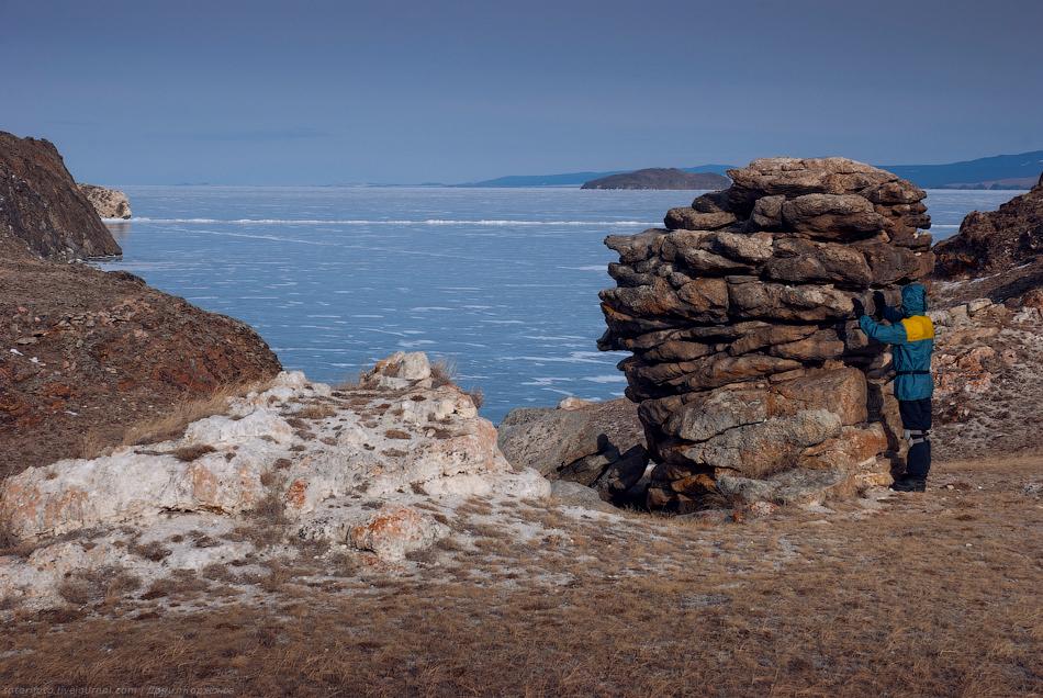 972 Тонкие струны Байкала или 400 км на коньках (Часть 2)