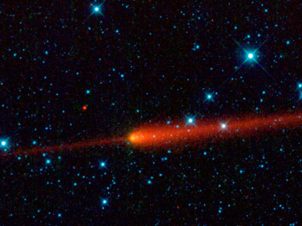 982 Космос в тепловых лучах