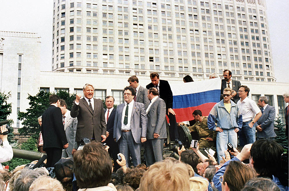 986 Самые яркие кадры последних месяцев существования СССР