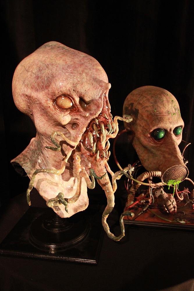 989 Бал монстров   Выставка Monsterpalooza