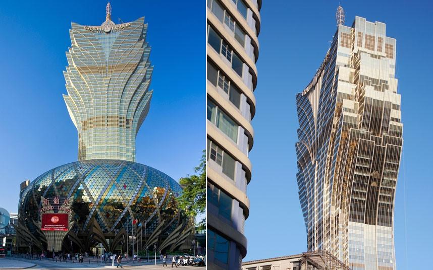 99 Самые уродливые здания мира
