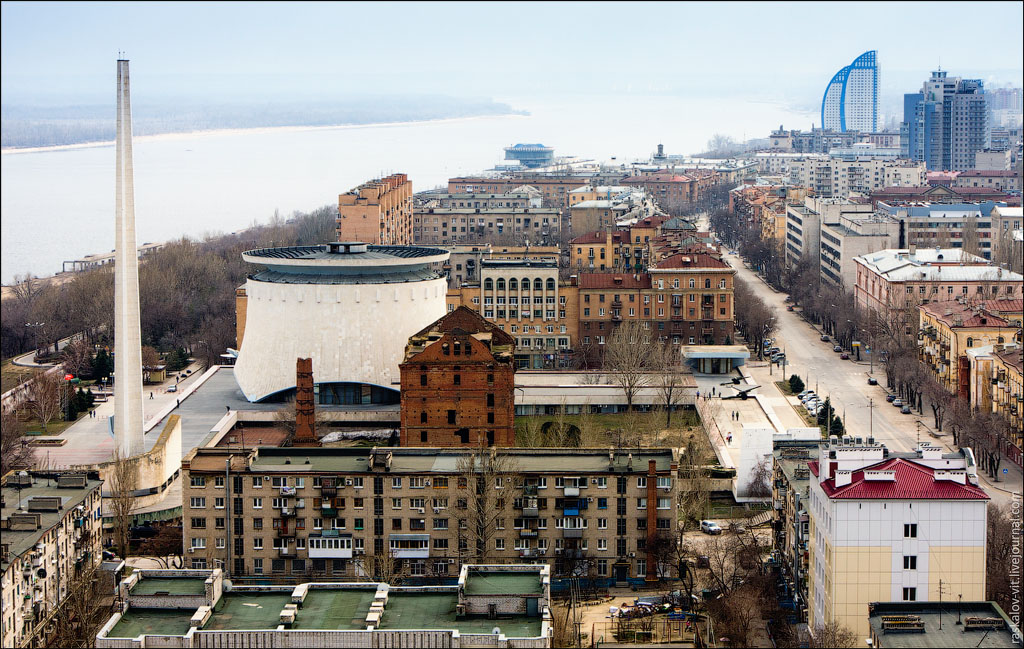 Высотный Волгоград