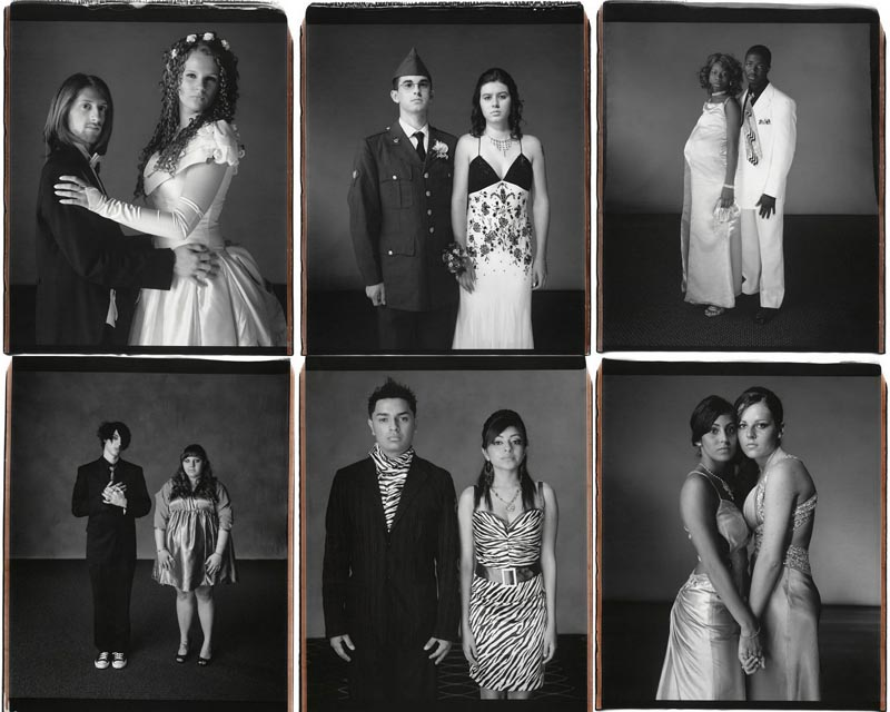 Американские школьники в фотопроекте «Выпускной»