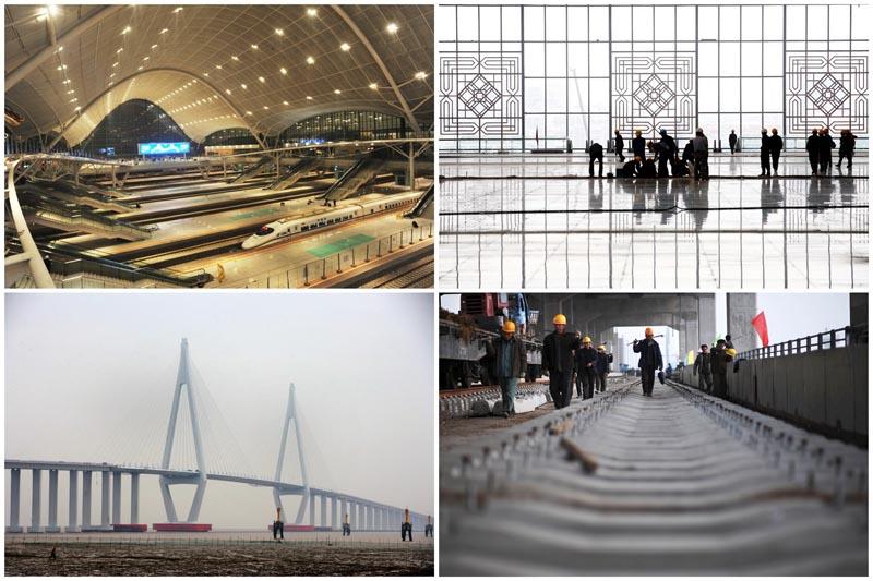 BIGPIC18 Китай строит свою дорогу к процветанию