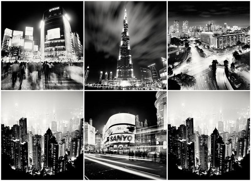 BIGPIC23 Черно белая красота больших городов