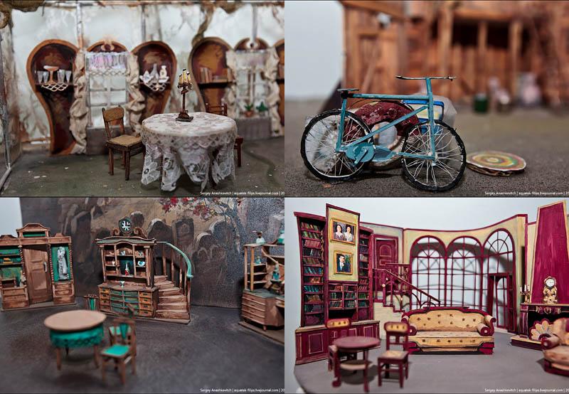 BIGPIC4 Закулисье или Выставка миниатюрных театральных декораций