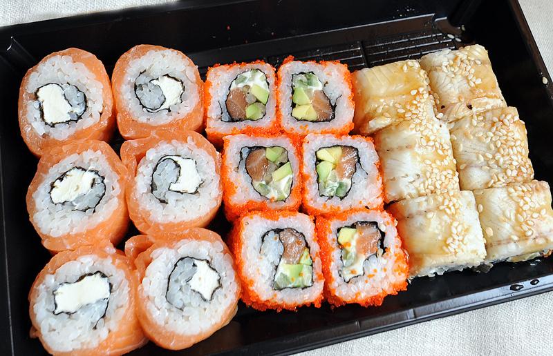 DSC 5571 Вся правда о доставке еды: Ресторан Маки Маки