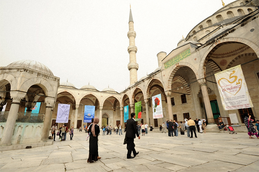DSC 6158 Четыре волшебных дня в Стамбуле