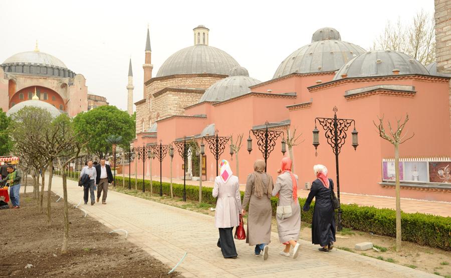 DSC 6185 Четыре волшебных дня в Стамбуле