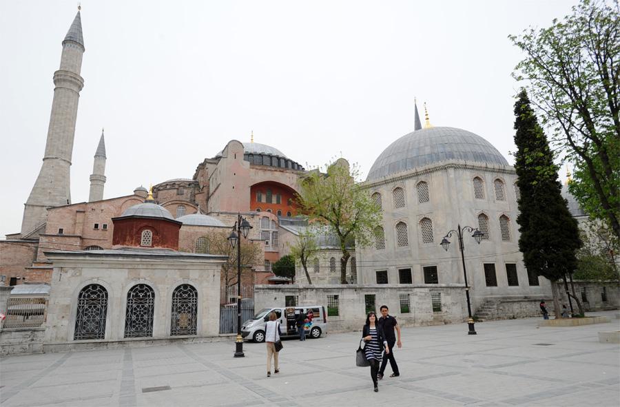 DSC 6259 Четыре волшебных дня в Стамбуле