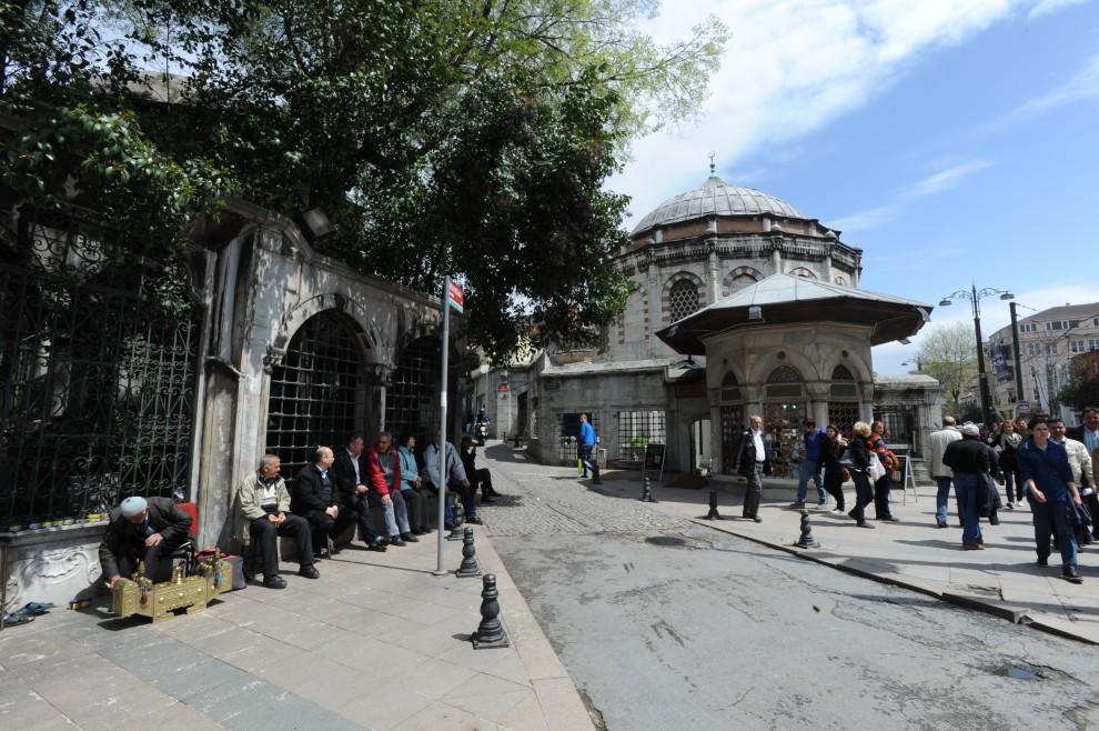DSC 6747 990x658 Четыре волшебных дня в Стамбуле