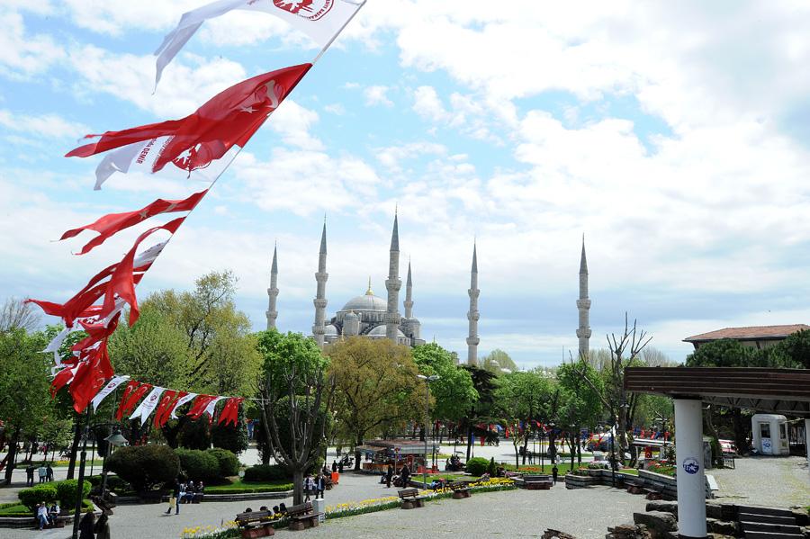 DSC 6779 Четыре волшебных дня в Стамбуле