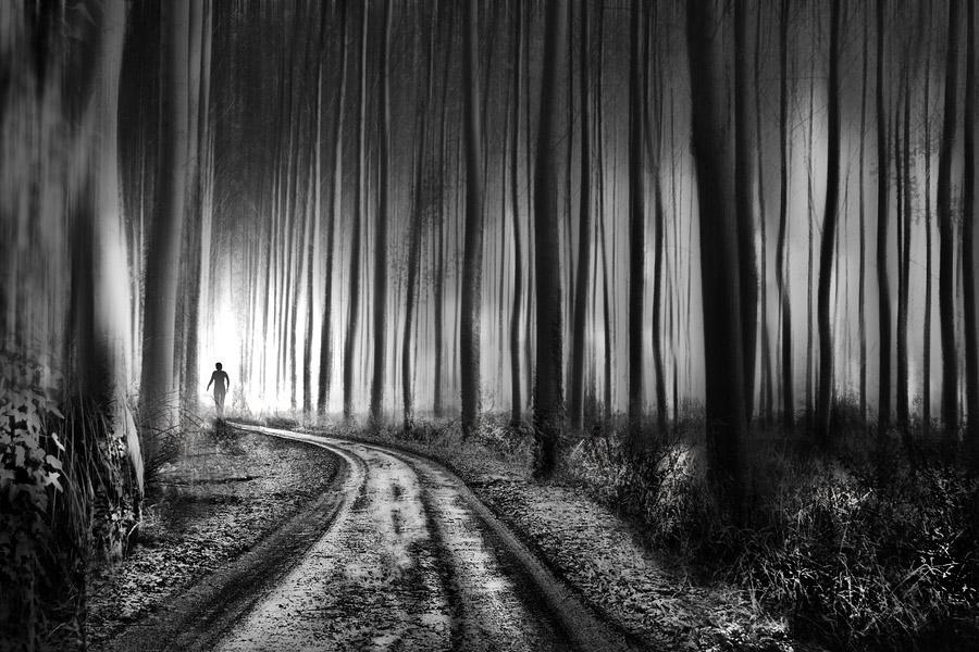 abstrakx Абстрактные фотографии Джоша Адамски