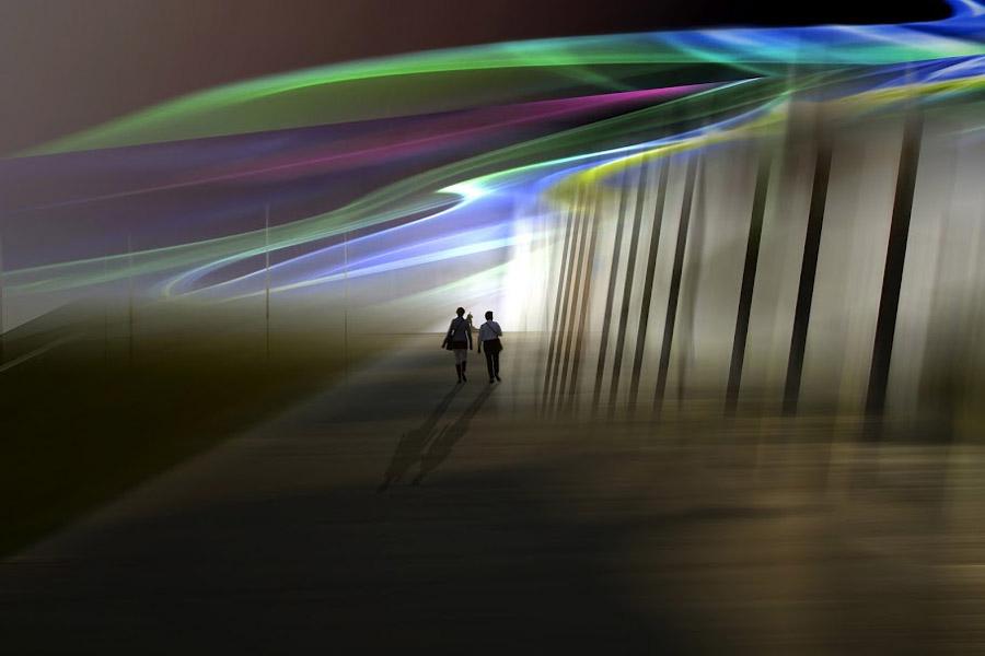 abstrakz Абстрактные фотографии Джоша Адамски