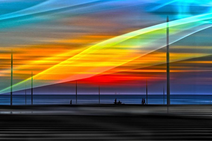 Абстрактные фотографии Джоша Адамски Narman.Name Личный сайт