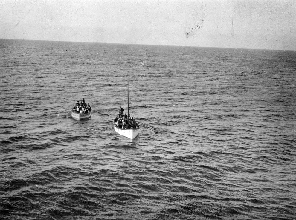 bp10 100 летие гибели Титаника