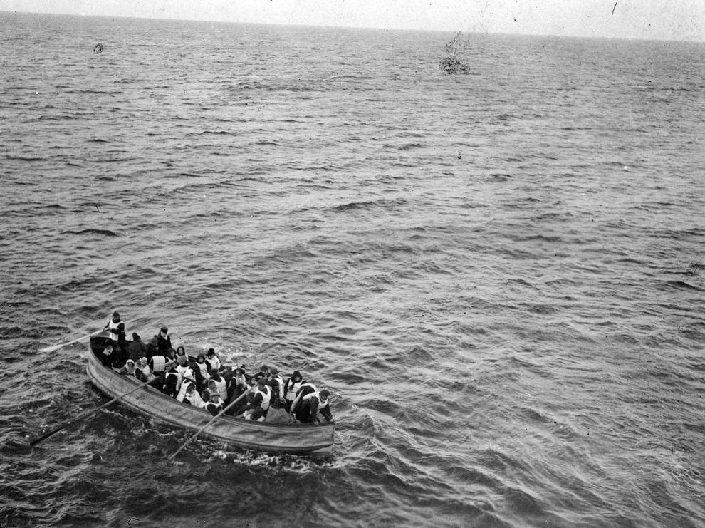 bp11 100 летие гибели Титаника