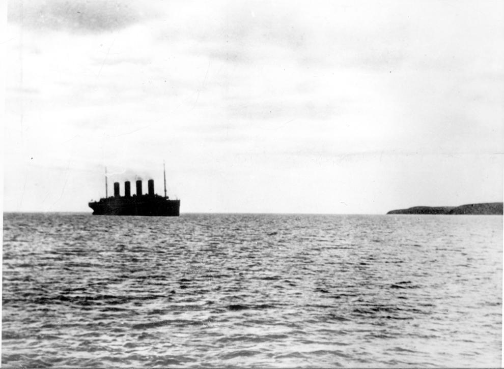 bp2 100 летие гибели Титаника