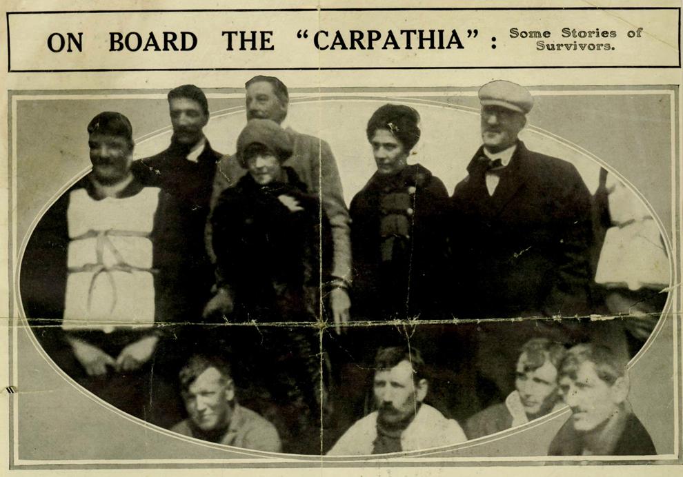 bp20 100 летие гибели Титаника