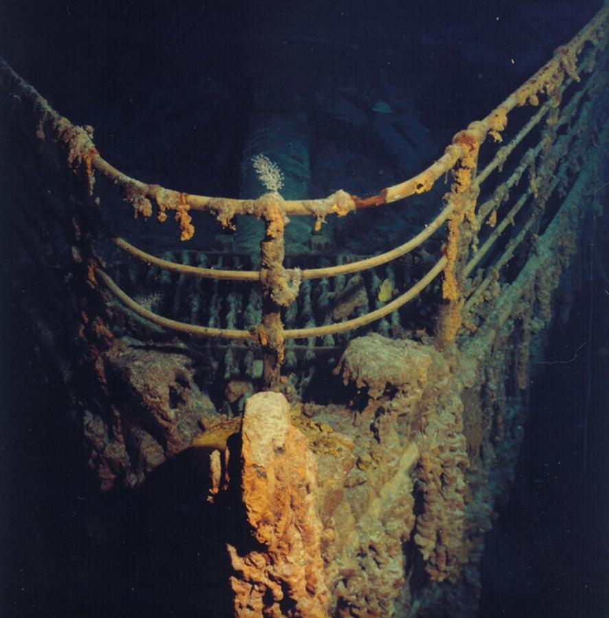 bp25 100 летие гибели Титаника
