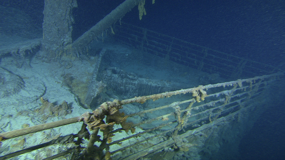 bp27 100 летие гибели Титаника