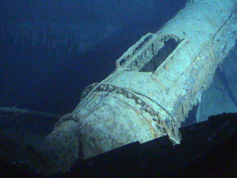 bp28 100 летие гибели Титаника