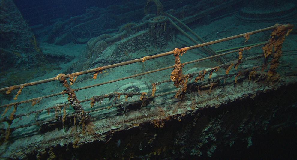 bp29 100 летие гибели Титаника